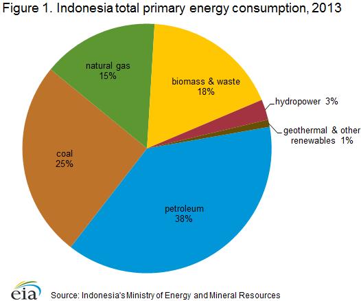 EIA: Indonesia Oil Market Overview, Energy News, Energy ...