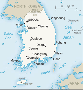 Source U S Department Of State South Korea S Highly Developed Economy Drives Its Energy Consumption And Economic Growth Is Fueled By Exports